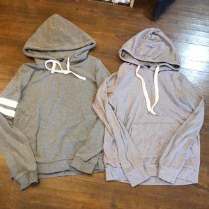 Forever 21 hoodies